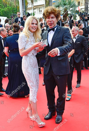 """Editorial image of CANNES: """"TWIN PEAKS"""" Premiere, Cannes, France - 25 May 2017"""