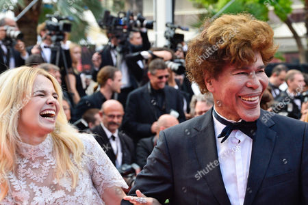 """Editorial picture of CANNES: """"TWIN PEAKS"""" Premiere, Cannes, France - 25 May 2017"""