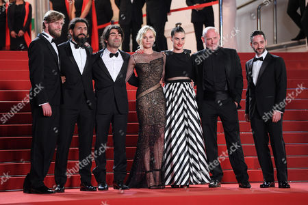 Editorial image of 'In the Fade' premiere, 70th Cannes Film Festival, France - 26 May 2017