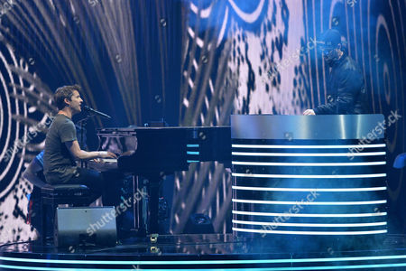 James Blunt and Robin Schulz