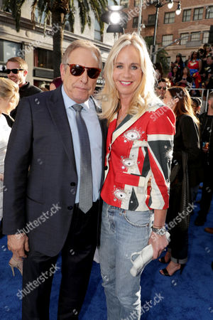 Charles Roven, Diane Nelson
