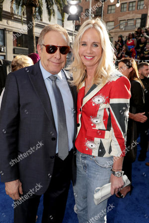 Stock Picture of Charles Roven, Diane Nelson