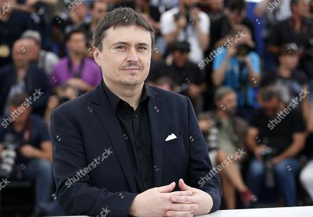 Stock Photo of Cristian Mungiu