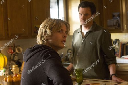 Stock Image of Graham Rogers, Billy Crudup
