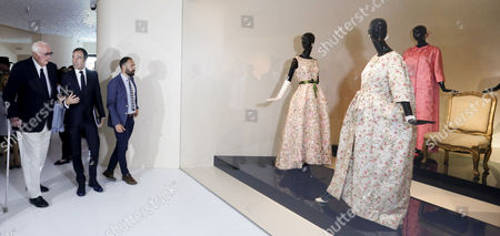 Editorial picture of Exhibition on Balenciaga opens in Guetaria, Spain - 26 May 2017