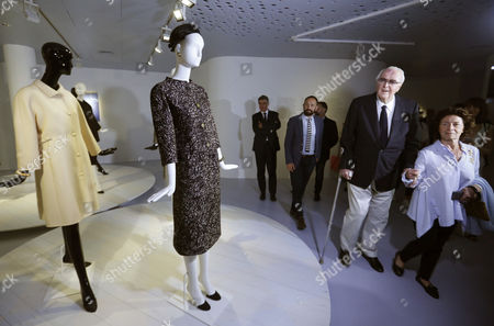 Stock Picture of Hubert de Givenchy