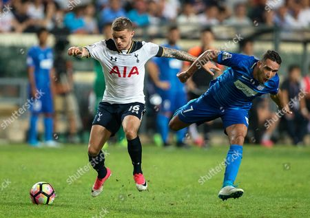 Editorial photo of Kitchee SC vs Tottenham Hotspur, Hong Kong, China - 26 May 2017