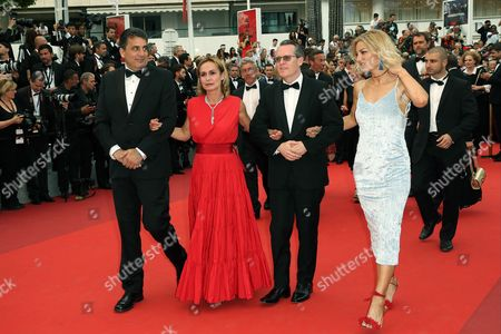 Dror Moreh, Sandrine Bonnaire, Lorenzo Codelli and Lucy Walker