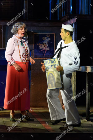 Maggie Steed (Madame Dilly), Danny Mac (Gabey)