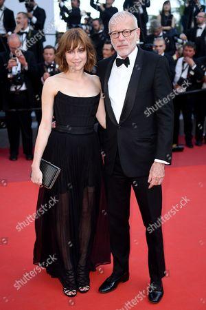 Marie-Josee Croze and Pascal Greggory