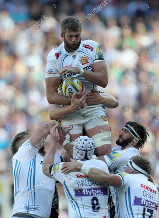 Editorial picture of Wasps v Exeter, Aviva Premiership Rugby Final, Twickenham Stadium, London, UK - 27 May 2017