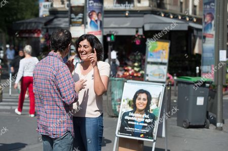 Stock Photo of Myriam El Khomri