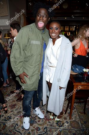 Stock Image of Jeymes Samuel and Laura Mvula