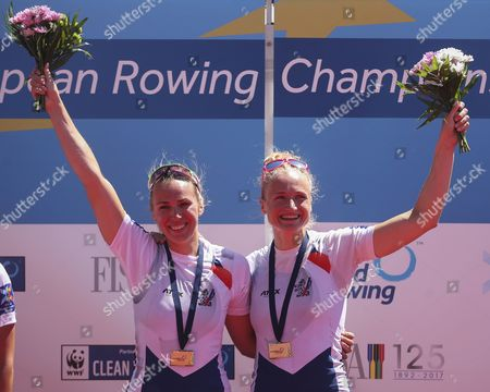 Editorial picture of Rowing European Championships, Racice, Czech Republic - 28 May 2017