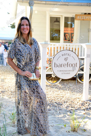 Editorial photo of Barefoot Hotel Grand Opening, Timmendorf, Germany - 27 May 2017