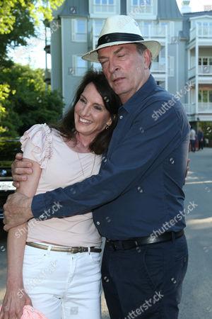 Christiane Knaup and Herbert Knaup