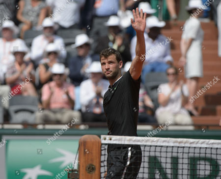 Editorial photo of French Open Tennis Championships, Roland Garros, Paris, France, 28th May 2017.