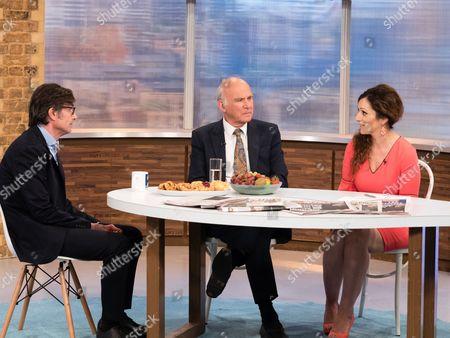 Editorial image of 'Peston On Sunday' TV show, London, UK - 28 May 2017