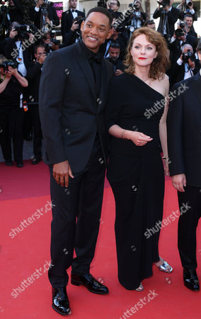 Will Smith and Maren Ade