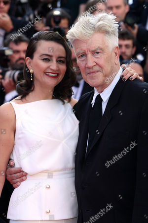 David Lynch and Emily Stofle