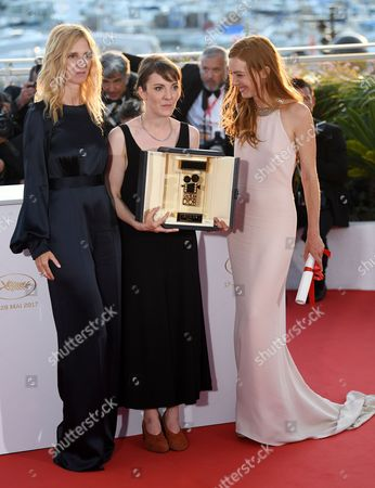 Editorial photo of Winners photocall, 70th Cannes Film Festival, France - 28 May 2017