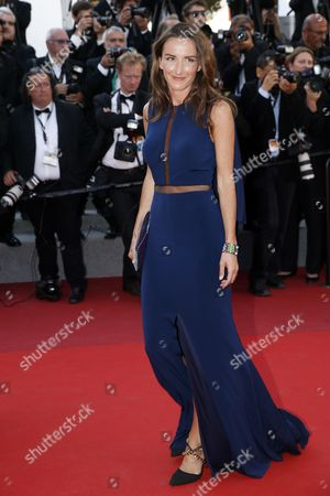 Editorial photo of Closing Ceremony Arrivals - 70th Cannes Film Festival, France - 27 May 2017