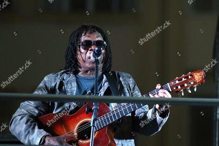 Stock Picture of Milton Nascimento