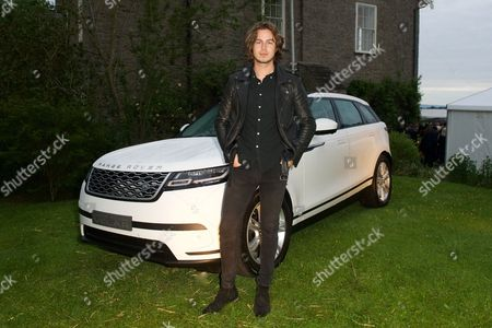 Editorial image of 8th annual GQ Hay Festival Dinner in association with Land Rover, Hay-on-Wye, Wales - 28 May 2017