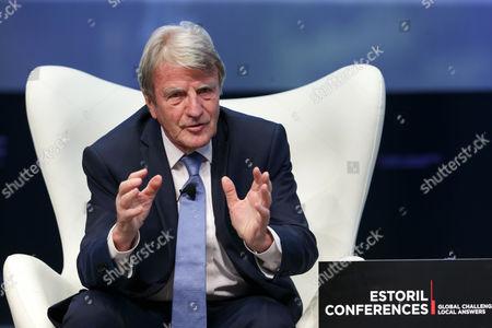 Stock Picture of Bernard Kouchner