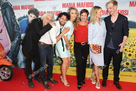 Editorial image of Premiere of Maria Mafiosi at Kino Sendlinger, Munich, Germany - 29 May 2017