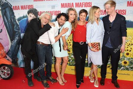 Editorial photo of Premiere of Maria Mafiosi at Kino Sendlinger, Munich, Germany - 29 May 2017