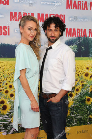 Editorial photo of Premiere of Maria Mafiosi at Kino Sendlinger, Munich, Germany - 29 May 2017