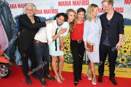 Editorial picture of Premiere of Maria Mafiosi at Kino Sendlinger, Munich, Germany - 29 May 2017