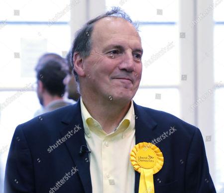 Old Southwark MP Sir Simon Hughes