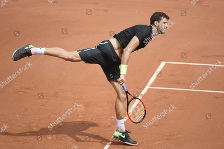 Editorial image of French Open, Day One, Roland Garros, Paris, France - 28 May 2017
