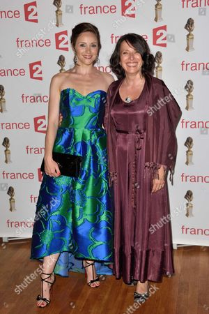 Editorial picture of 'Nuit Des Molieres' Theatre Awards, Ceremony, Folies Bergere, Paris, France - 29 May 2017