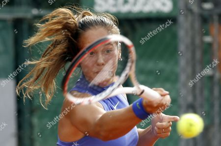 Editorial image of French Open tennis tournament at Roland Garros, Paris, France - 03 Jun 2017