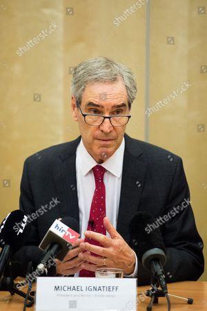 Stock Picture of Michael Ignatieff