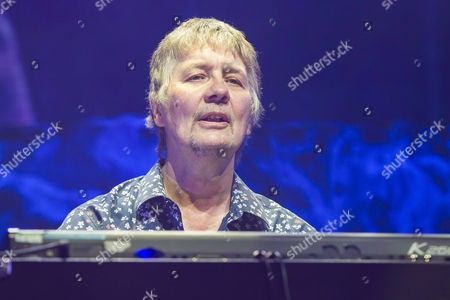 Editorial image of Deep Purple in concert at Barclaycard Arena, Hamburg, Germany - 30 May 2017