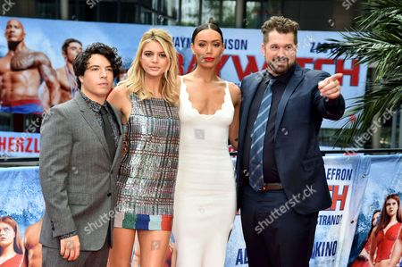 Editorial picture of 'Baywatch' film premiere, Berlin, Germany - 30 May 2017