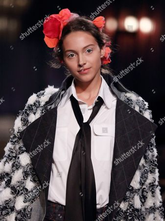 Editorial image of Chanel Metiers D'art Collections show, Tokyo, Japan - 31 May 2017