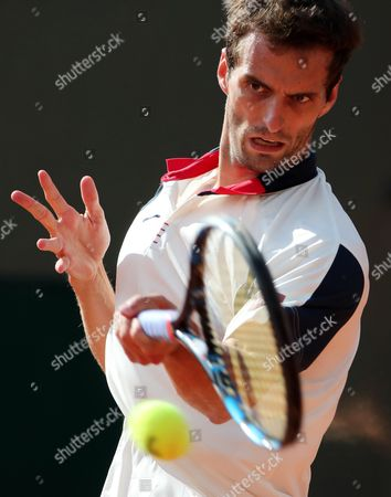 Editorial photo of French Open tennis tournament at Roland Garros, Paris, France - 29 May 2017