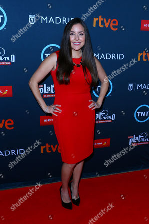 Editorial picture of Premios Platino of Iberoamerican Cinema, Nomination Announcement, Los Angeles, USA - 31 May 2017