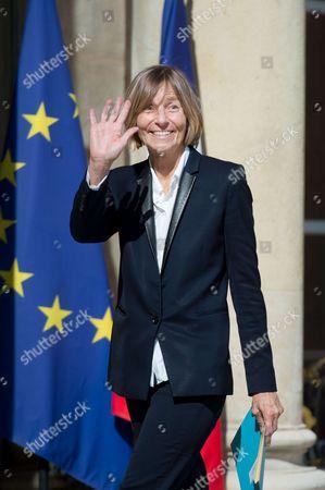 French Minister of European Affairs Marielle de Sarnez
