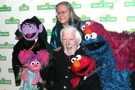 Stock Picture of Caroll Spinney