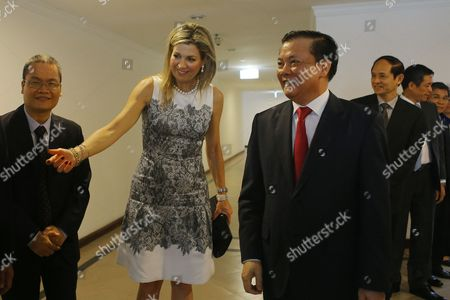 Maxima and Dinh Tien Dung