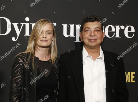 Stock Picture of Sandra Lindquist, Dave Flebotte