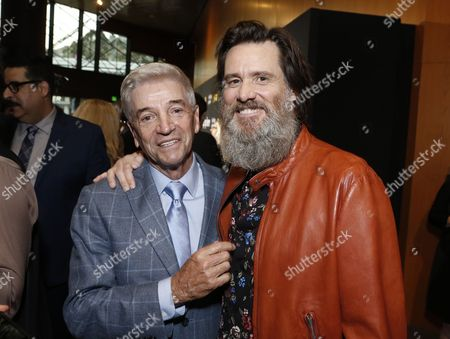 Tom Dreesen, Jim Carrey