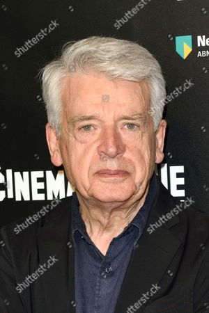 Stock Picture of Movie maker Alain Cavalier