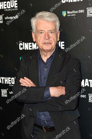 Movie maker Alain Cavalier